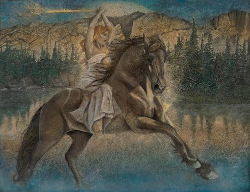 temperance_Kimberly-Webber_Visonary-Goddess-Art_Contemporay-Symbolist-Paintings_Taos-New-Mexico1
