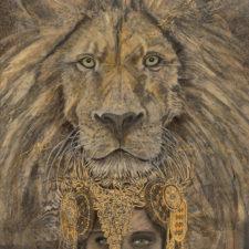 Vasitva_Evolutionary Art_Kimberly-Webber_Contemporary Symbolist Paintings_Magical Realism_Transcendental Art_Archetypal Visionary Artist_Taos New Mexico