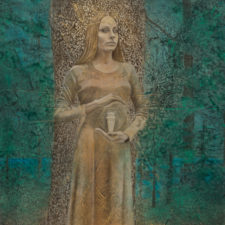 melissae_Kimberly-Webber_Contemporary Symbolist Paintings_Magical Realism_Transcendental Art_Archetypal Visionary Artist_Taos New Mexico