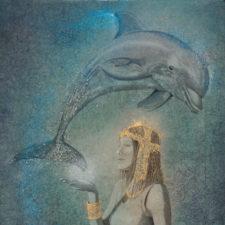 pranayama_Kimberly-Webber_Contemporary Symbolist Paintings_Magical Realism_Transcendental Art_Archetypal Visionary Artist_Taos New Mexico