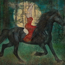 red-sonya_Kimberly-Webber_Contemporary Symbolist Paintings_Magical Realism_Transcendental Art_Archetypal Visionary Artist_Taos New Mexico