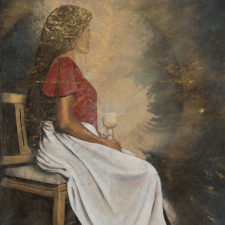 sangraal_Kimberly-Webber_Contemporary Symbolist Paintings_Magical Realism_Transcendental Art_Archetypal Visionary Artist_Taos New Mexico